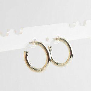Kendra Scott Gold Colette Hoop Earrings